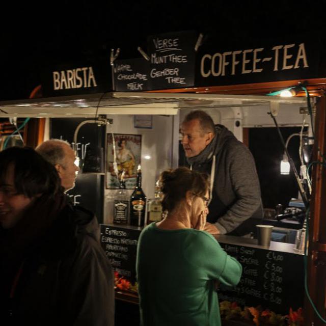 Lokale foods en drinks van vzw De Biehal en Diverscité